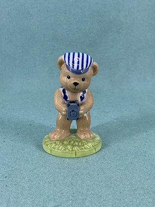 Nr: 2002 - Serien Teddybjørne Victor Bing og Grøndahl B&G