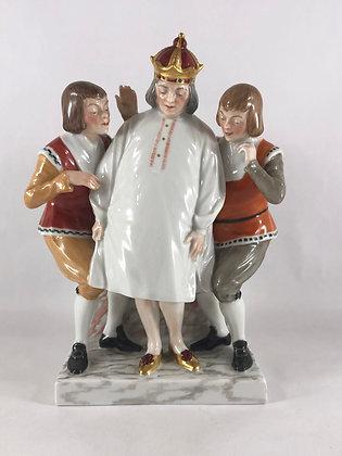 Nr: 1288 - Kejserens nye Klæder Royal Copenhagen RC