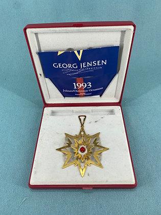 Nr: 1993 - Juleuro / Christmas Georg Jensen