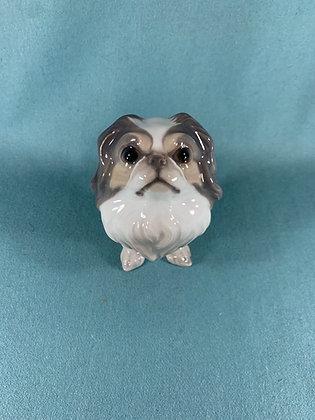 Nr: 1003 - Pekingeser Hund Dahl Jensen