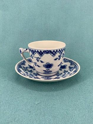 Nr: 102 / 305 - Kaffekop - 1.25dl Dickens Sommerfugl Bing og Grøndahl B&G