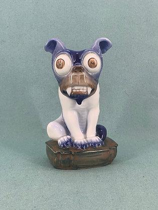 Nr: 2106 - Fyrtøjet hund Bing og Grøndahl B&G