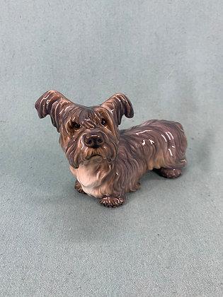 Nr: 1102 - Hund Skye Terrier Dahl Jensen