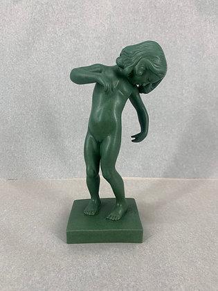 Nr: 888 - Jadegrøn Venus Kalipygos P. Ipsens Enke