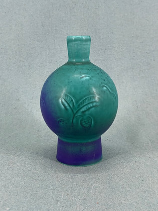 Nr: 1208/383 - Art Deco Flakon / Vase Bing og Grøndahl B&G