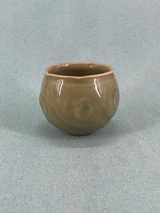 Smuk Vase / Skål iCeladonglasur Royal Copenhagen RC