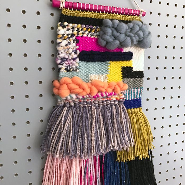 Handcrafted Weaving 14