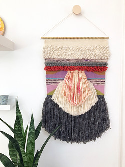 Custom Handcrafted Weaving - XL size