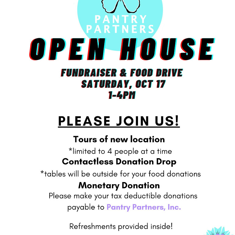 Pantry Partners Open House