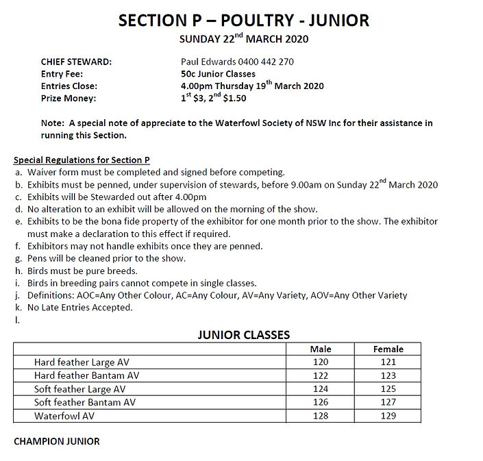 SECTION P - Poultry Junior.jpg