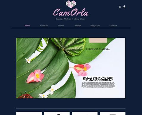 CamOrla Website Creation