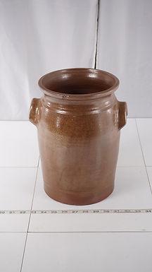 2 Gallons Stoneware Crock