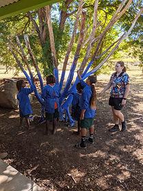 Blue Tree Project 1