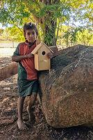The Junior Primary Bird House