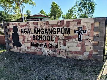 Ngalangangpum School