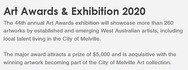 Melville Art Award.png