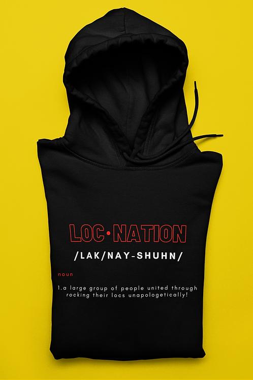Loc Nation hoodie