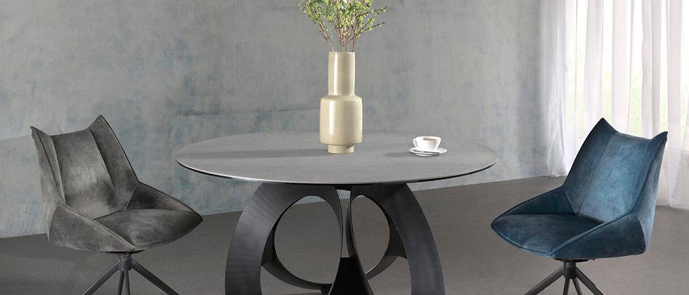 Table ronde céramique ADORE