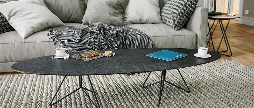 Table basse ovale OGIVE