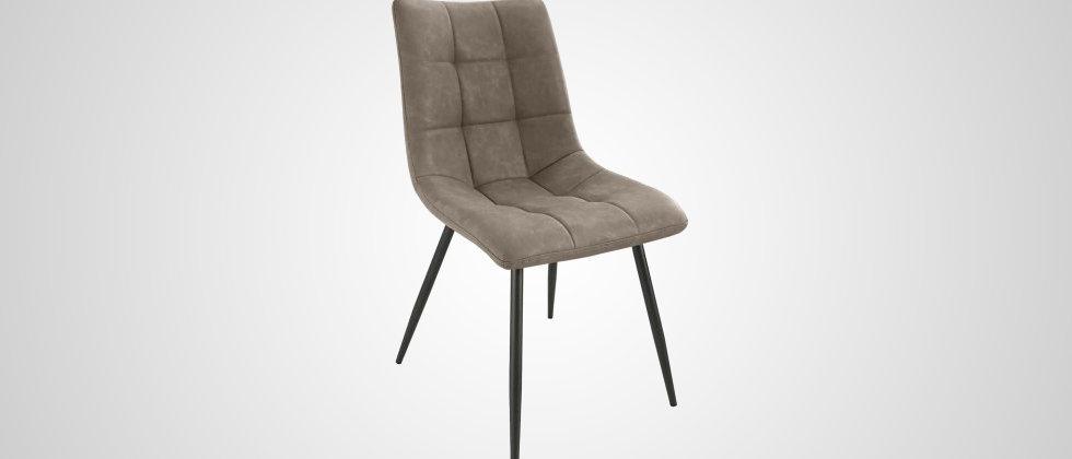 Chaise cannelle vintage ANGÈLE