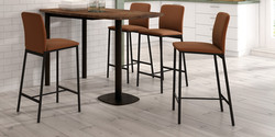 Table LUCCA / tabourets BARLOFT