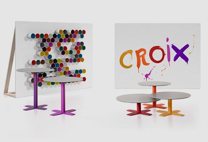 Tables CROIX