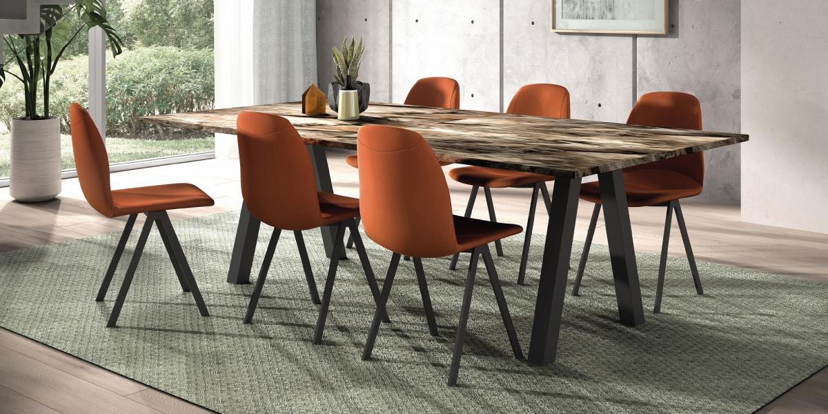 Table VENETO / chaises ONA