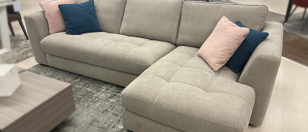 Canapé d'angle méridienne