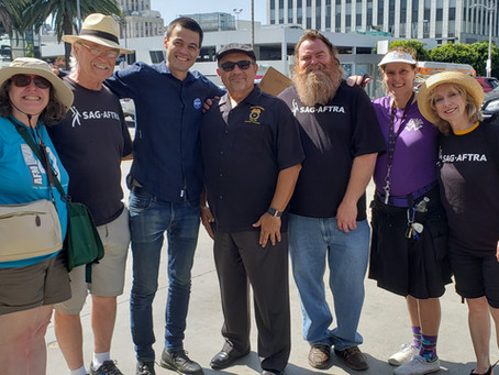 Teamsters Stand in Solidarity With the UFCW