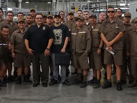 UPS Contract Update: Tentative Agreement Reached On Regional Supplements