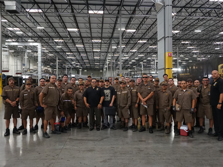 UPS Denies Teamster Essential Workers Curfew Protections and Hazard Pay
