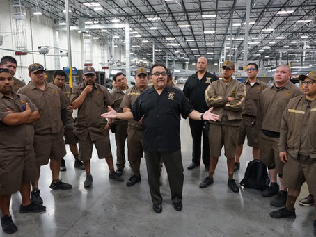 UPS Contract Update: Informed Members Are Strong Members!