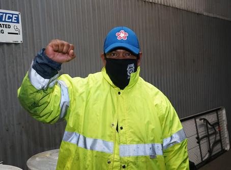 Teamsters Local 396 Members in Los Angeles Secure Coronavirus Protections