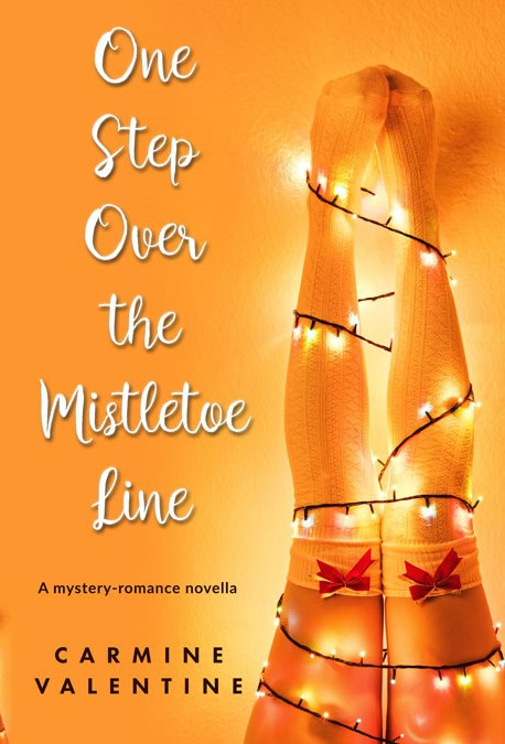 One Step over the Mistletoe Line Book Release