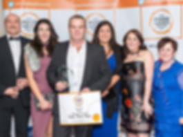 Robs Ranch House Award Win