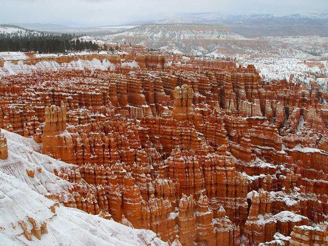 Bryce Canyon ブライスキャニオン