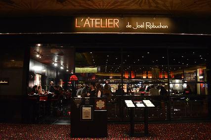 ラスベガス フレンチレストラン情報 ラトリエ ドゥ ジョエル ロブション MGM