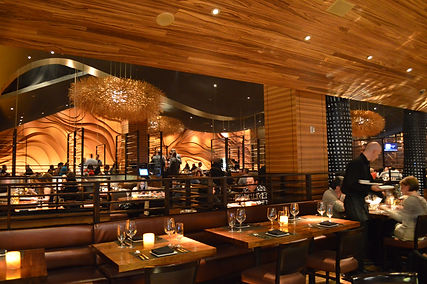 ラスベガス イタリアンレストラン情報 フィアマ MGM