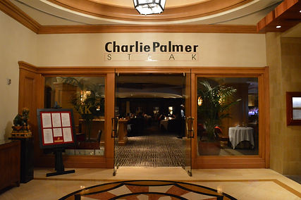 ラスベガス ステーキハウス情報 チャーリーパーマーステーキ