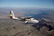 シーニック航空で行くグランドキャニオンウエスト スカイウォーク&ヘリ遊覧飛行&川下り