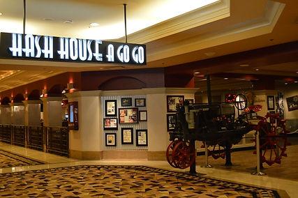 ラスベガス アメリカンレストラン情報 ハッシュハウス ア ゴーゴー