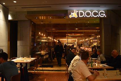 ラスベガス イタリアンレストラン情報 D.O.C.G コスモポリタン