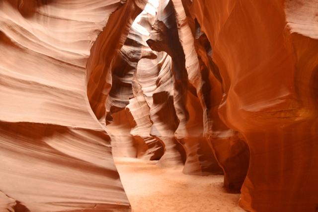 Antelope Canyon アンテロープキャニオン
