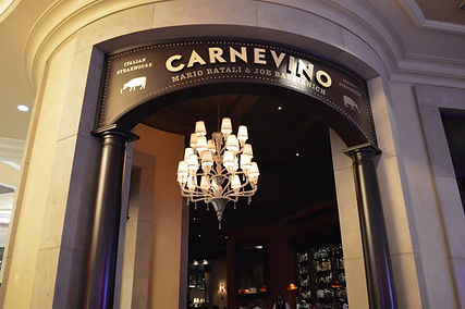 ラスベガス イタリアンレストラン情報 カネビーノ パラッツォ