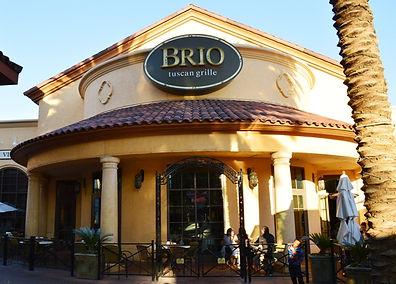 ラスベガス イタリアンレストラン情報 ブリオ トスカングリル タウンスクエア