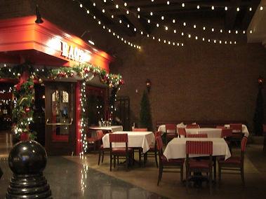 ラスベガス イタリアンレストラン情報 ラオズ シーザーズパレス