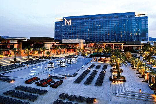 ラスベガス ホテル情報 エムリゾート スパ&カジノ