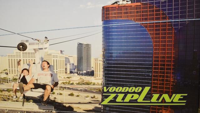 VooDoo Zipline ブードゥージップライン