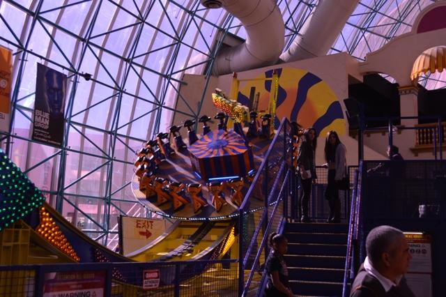 Adventure Dome アドベンチャードーム