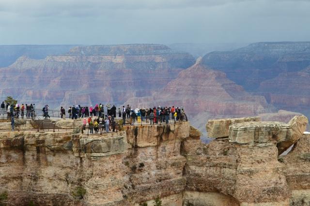 Grand Canyon グランドキャニオン国立公園